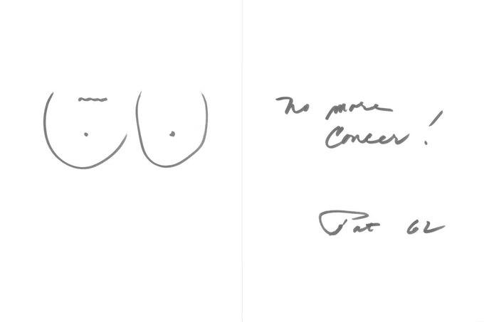 «Больше никакого рака!» — Пэт, 62. Изображение № 14.