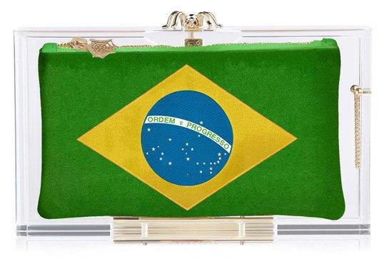 Charlotte Olympia создали коллекцию клатчей  к чемпионату мира. Изображение № 1.