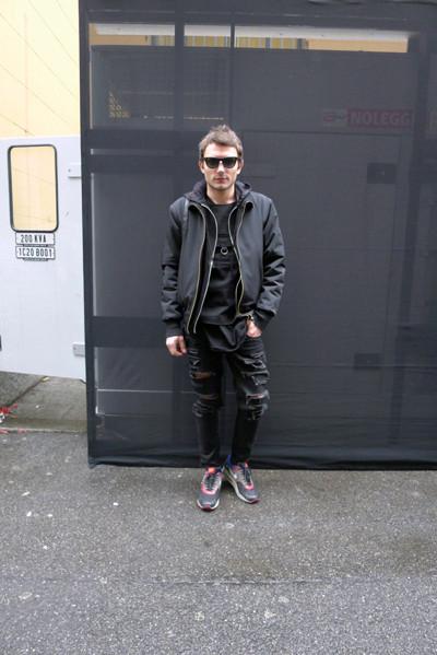 Изображение 13. Milan Fashion Week: день пятый – луки.. Изображение № 13.