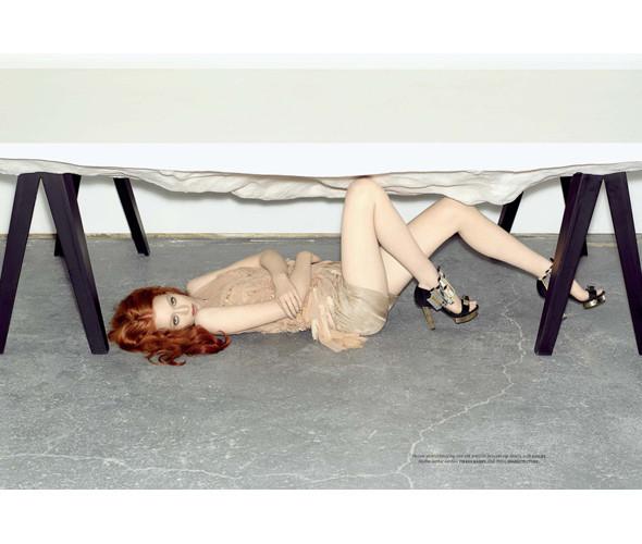 Фантастическая миссис Фокс: 8 моделей с рыжими волосами. Изображение № 39.