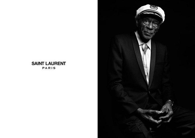 Чак Берри, Джерри Ли Льюис и Би Би Кинг стали лицами Saint Laurent . Изображение № 1.