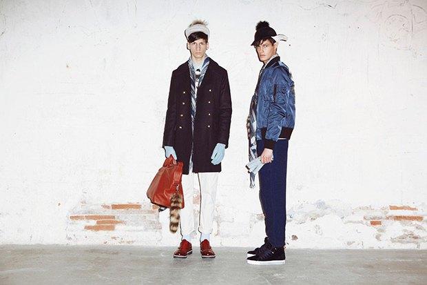 Андреа Помпилио, дизайнер мужской одежды. Изображение № 6.