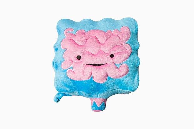 I Heart Guts: Плюшевые матка, мозг и не только . Изображение № 12.