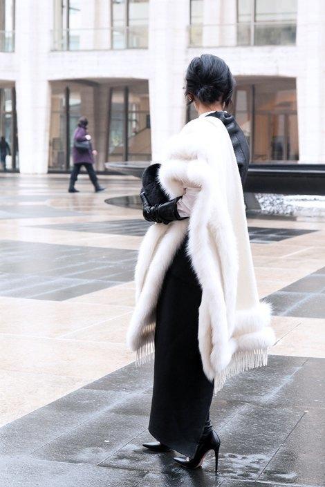Неделя моды в Нью-Йорке,  часть II. Изображение № 52.