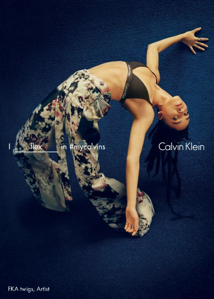 FKA twigs, Кендалл Дженнер и другие звёзды в кампании Calvin Klein. Изображение № 13.