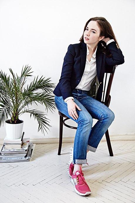 Катя Ярмахова, маркетинг-менеджер универмага «Цветной». Изображение № 15.