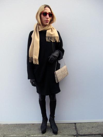 Изображение 12. Milan Fashion Week: день третий – луки.. Изображение № 25.