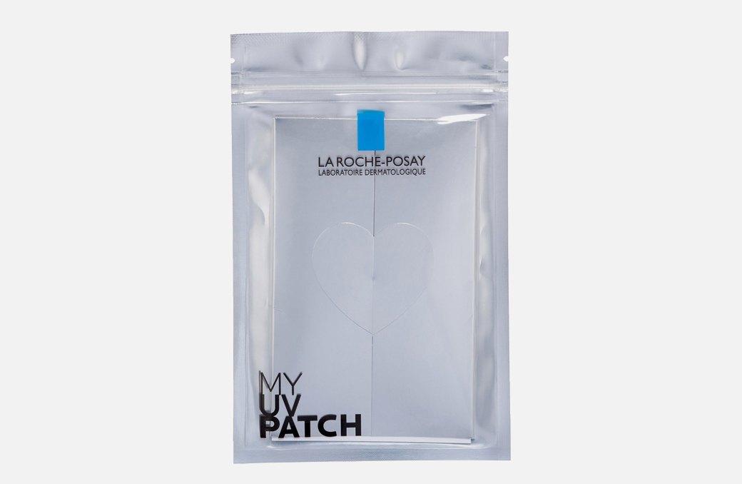Трекер солнечного излучения My UV Patch  La Roche-Posay . Изображение № 1.