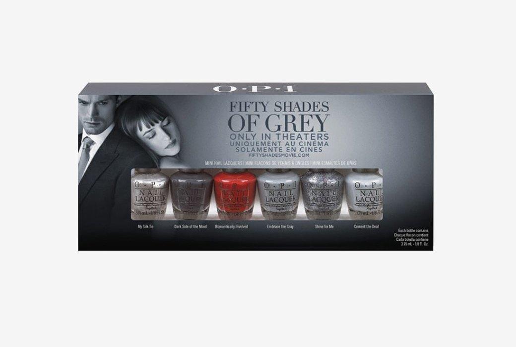 Набор лаков OPI  Fifty Shades of Grey. Изображение № 1.
