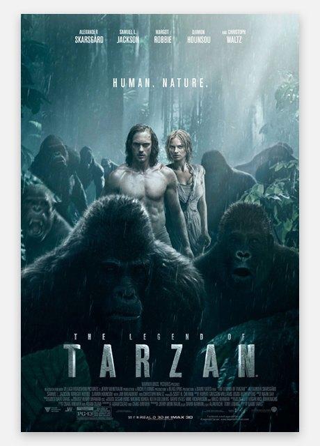 От «Дракулы» до «Тарзана»: Фильмы, пережившие волну ремейков. Изображение № 5.
