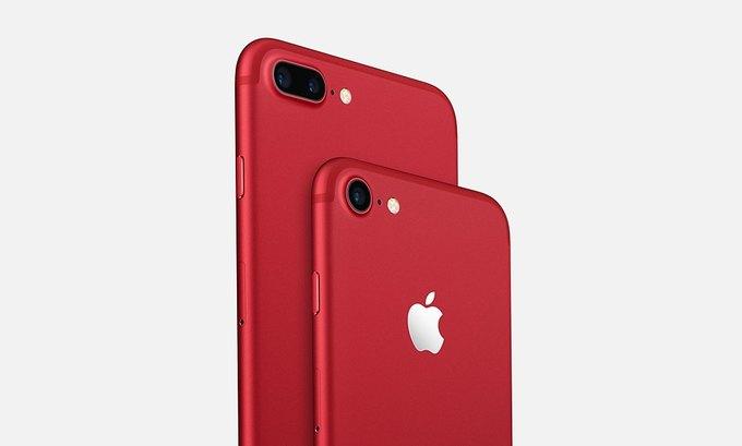 Часть средств от продажи красных айфонов передадут на борьбу с ВИЧ. Изображение № 2.