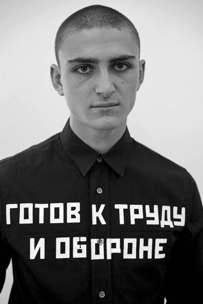 Новая коллекция Гоши Рубчинского вдохновлена советским искусством. Изображение № 2.