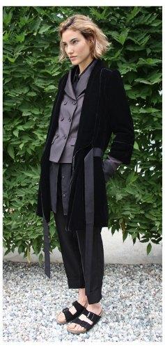 Агнесс Дейн представила дебютную коллекцию своего бренда Title A. Изображение № 7.