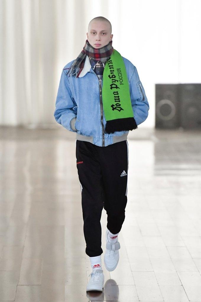 Гоша Рубчинский представил коллаборацию с adidas Football. Изображение № 21.
