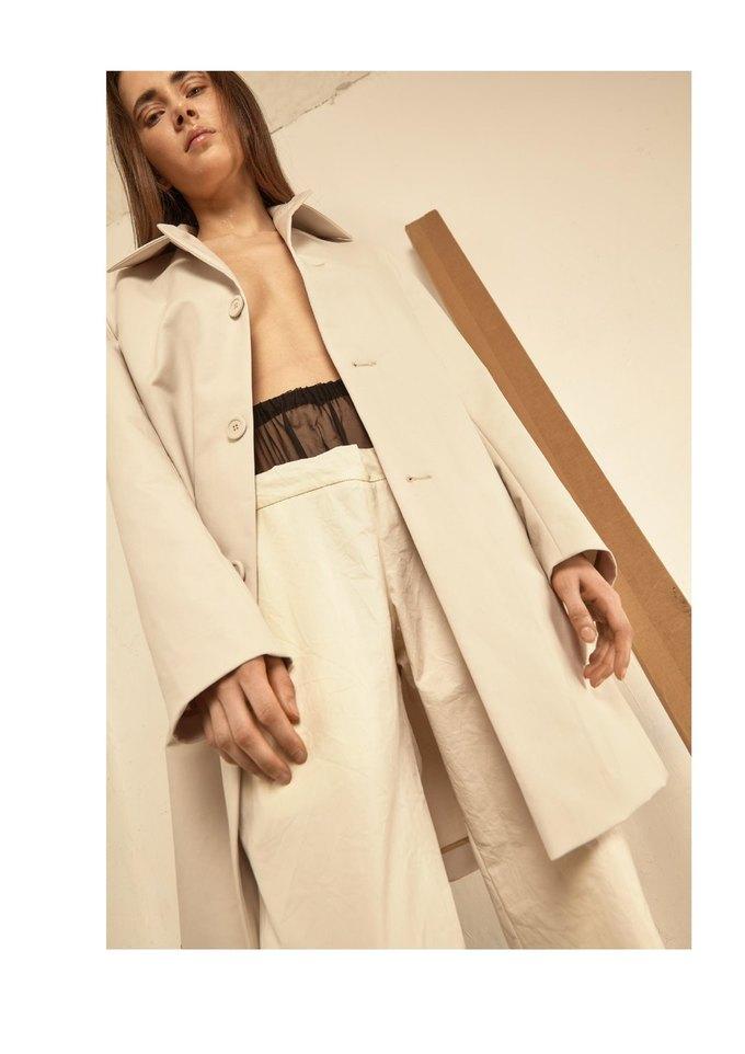 Новая коллекция Sergey Soroka вдохновлена мужским гардеробом. Изображение № 2.