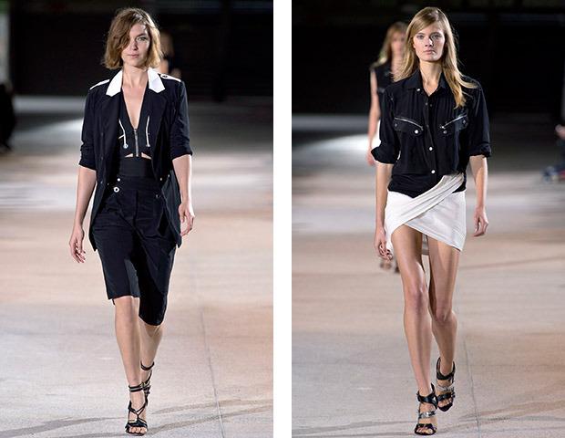 Неделя моды в Париже: показы Veronique Branquinho, Cedric Charlier, Anthony Vaccarello и Aganovich. Изображение № 22.