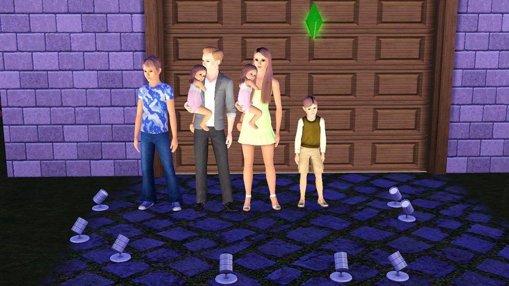 Как юные фанатки The Sims представляют себе взрослую жизнь. Изображение № 32.