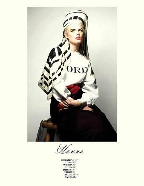 Композитки пяти модельных агентств к Нью-Йоркской неделе моды. Изображение № 57.