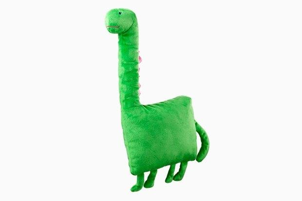 Ещё больше мягких игрушек IKEA по рисункам детей. Изображение № 6.
