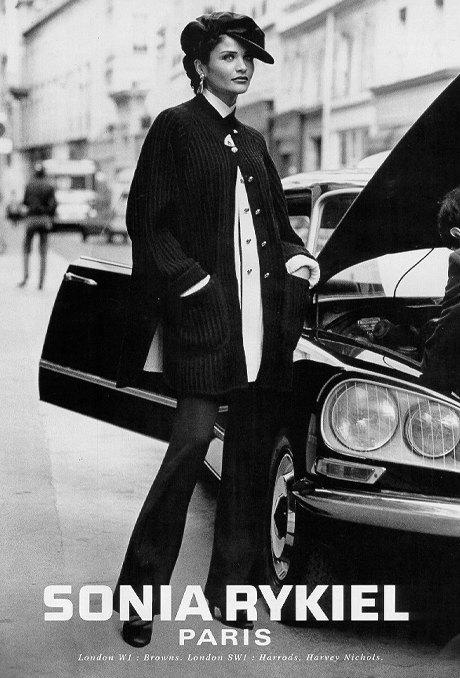 Соня Рикель:  Дизайнер, задававшая  моду на свободу. Изображение № 3.