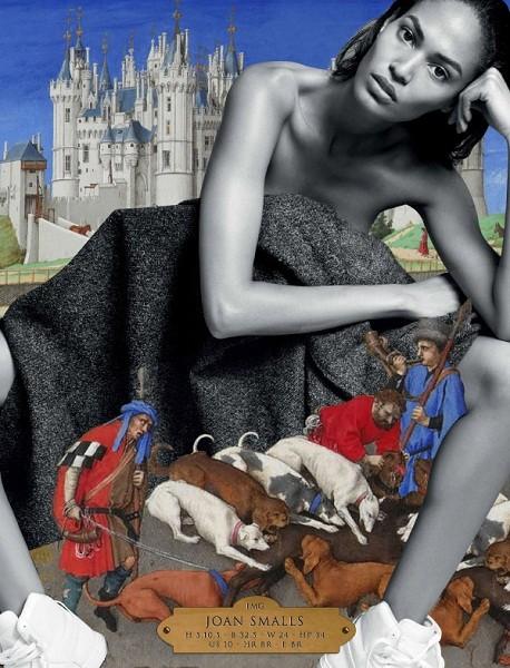 Композитки пяти модельных агентств к Нью-Йоркской неделе моды. Изображение № 64.