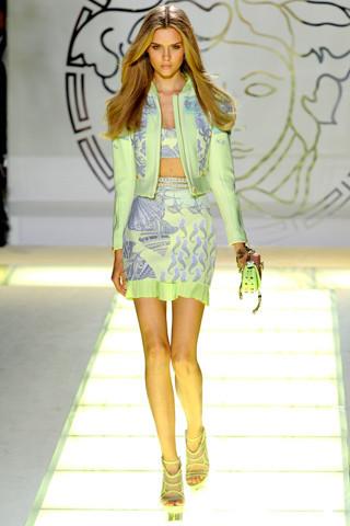 Milan Fashion Week: показ Versace SS 2012. Изображение № 20.