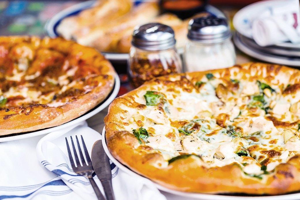 10 рецептов пицц для воскресных обедов. Изображение № 5.