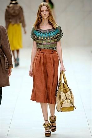London Fashion Week: Показ Burberry Prorsum в Кенсингтонских садах. Изображение № 12.