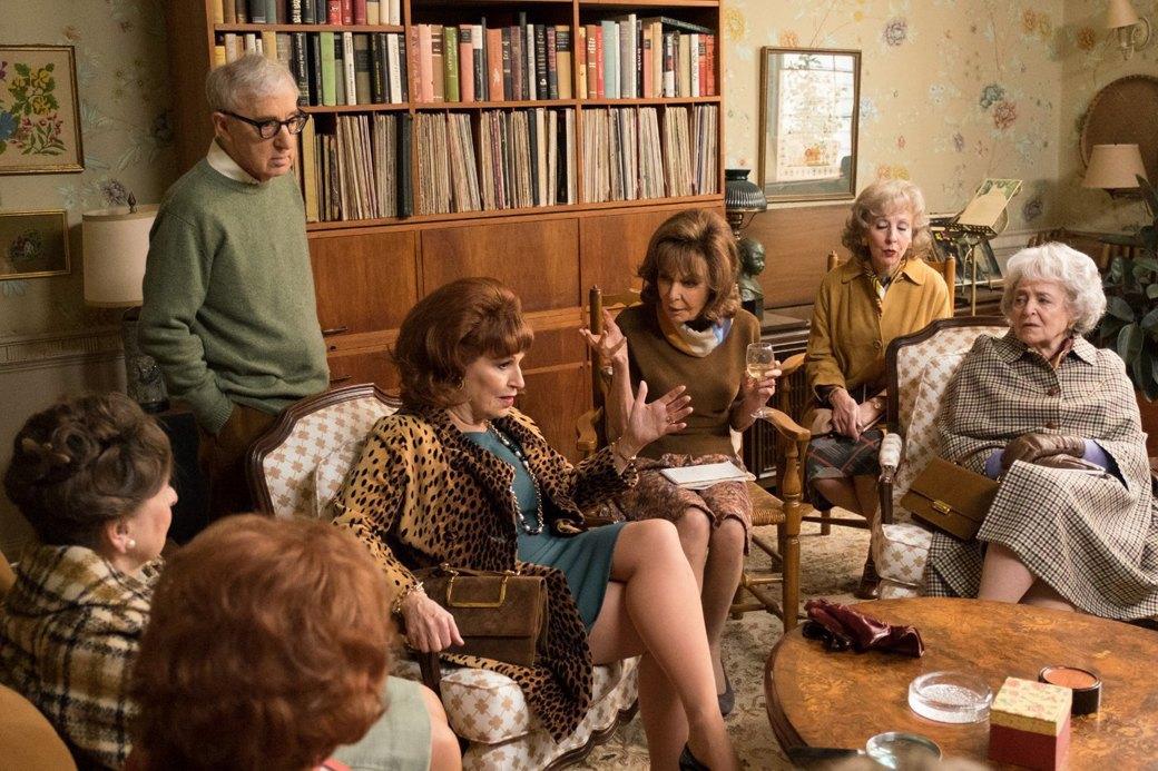 Сериал «Кризис в шести сценах»: Всё, за что любят Вуди Аллена. Изображение № 4.
