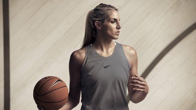 Nike выпустили коллекцию женской баскетбольной одежды. Изображение № 1.