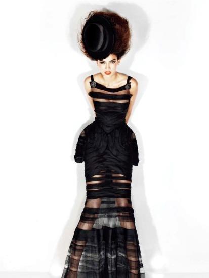 Новые лица: Келли Гейл, модель. Изображение № 41.