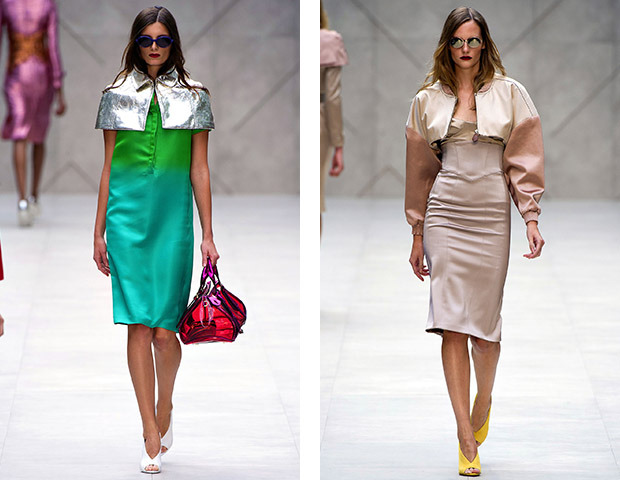 Неделя моды в Лондоне: Показы Burberry Prorsum, Christopher Kane, Mark Fast и Erdem. Изображение № 2.