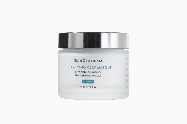 SkinCeauticals Clarifying Clay Mask. Марка много работает с антиоксидантами, и эта маска, хоть и зовётся просто очищающей, содержит кислоты и улучшает кожу по всем фронтам.. Изображение № 12.