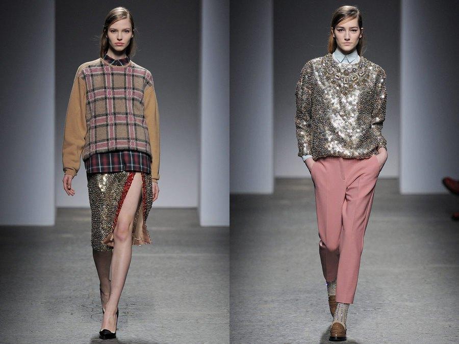 Неделя моды в Милане:  День 1. Изображение № 13.