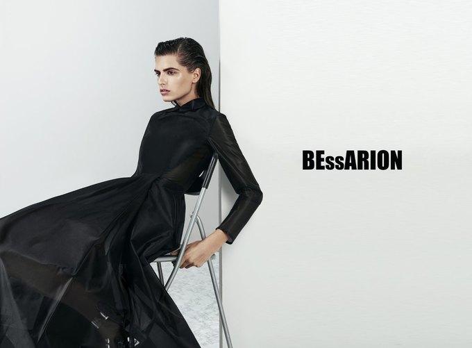 Белый и пейсли в новой коллекции Bessarion. Изображение № 41.