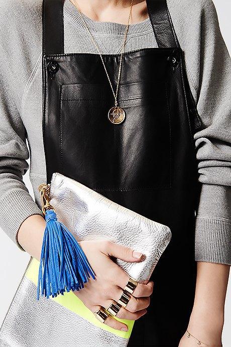 Директор моды Shopbop Элль Штраус о любимых нарядах. Изображение № 14.