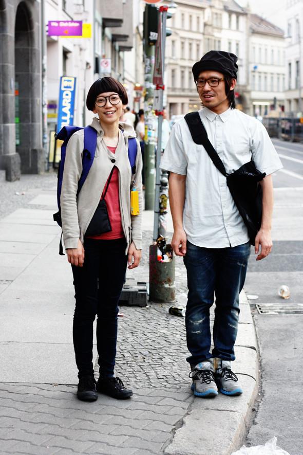 Расслабленность и простота на улицах Берлина. Изображение № 52.