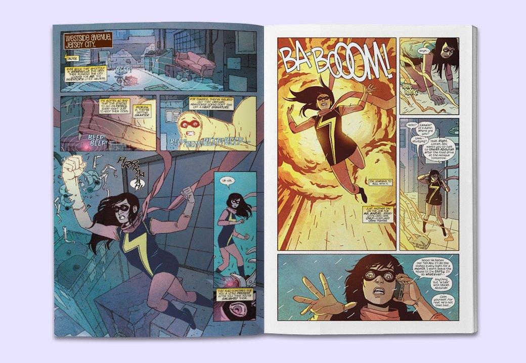 10 комиксов, по которым нужно срочно снять сериал. Изображение № 7.