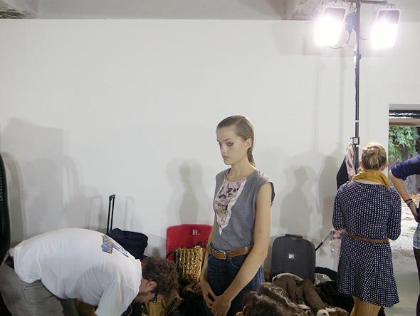 London Fashion Week: Репортаж с бэкстейджей House of Holland и Vivienne Westwood. Изображение № 9.