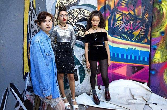 Новое имя:  Лондонская панк-группа Skinny Girl Diet. Изображение № 2.