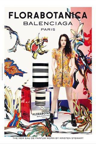 Кристен Стюарт для Balenciaga. Изображение № 1.