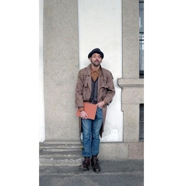 Изображение 10. Milan Fashion Week: день шестой — луки.. Изображение № 10.