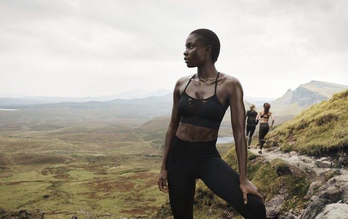 H&M выпустили коллекцию экологичной одежды  для спорта. Изображение № 2.