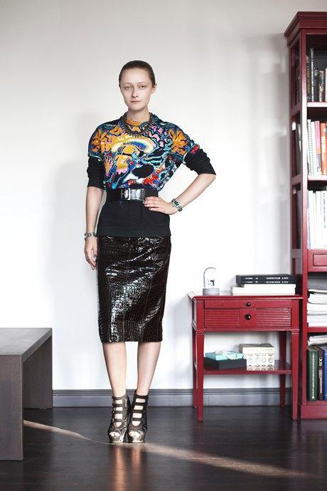 Дарья Шаповалова, идеолог  Kiev Fashion Days. Изображение № 14.
