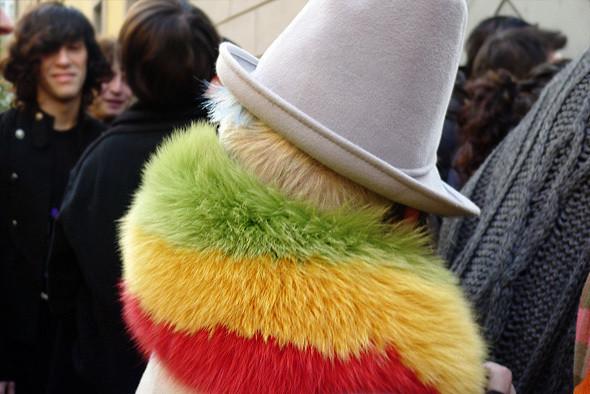Изображение 25. Детали: Milan Fashion Week.. Изображение № 25.