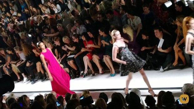 Прямой репортаж  с Paris Fashion Week:  День 7. Изображение № 18.