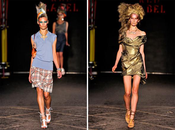 Показы на London Fashion Week SS 2012: День 2. Изображение № 10.