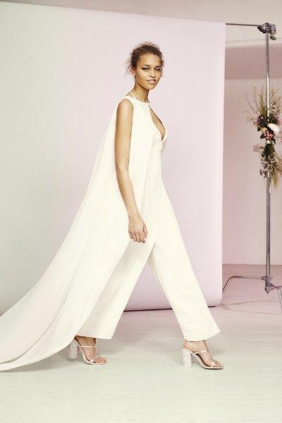 ASOS показали лукбук коллекции свадебных платьев. Изображение № 7.