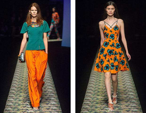 Парижская неделя моды: Показы Kenzo, Celine, Hermes, Givenchy, John Galliano. Изображение № 3.