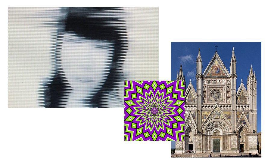 Фотографии Лорана Сергетье, архитектура и оптические иллюзии. Изображение № 4.